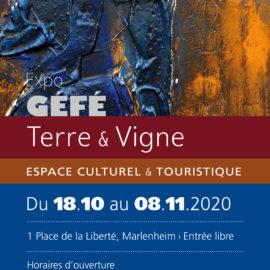 Expo Terre & Vigne – 18.10 > 08.11.2020